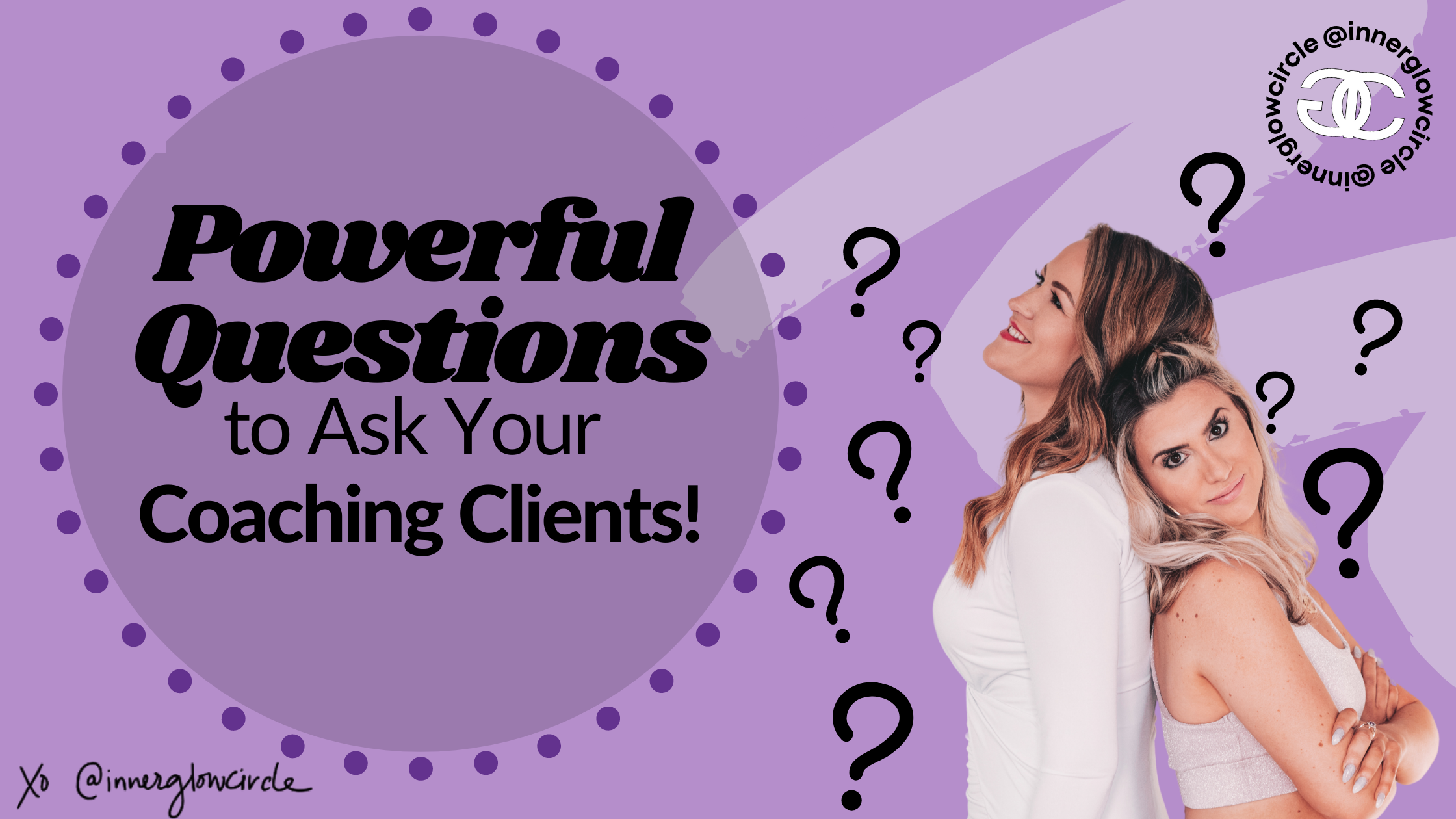 questions to ask your coaching clients