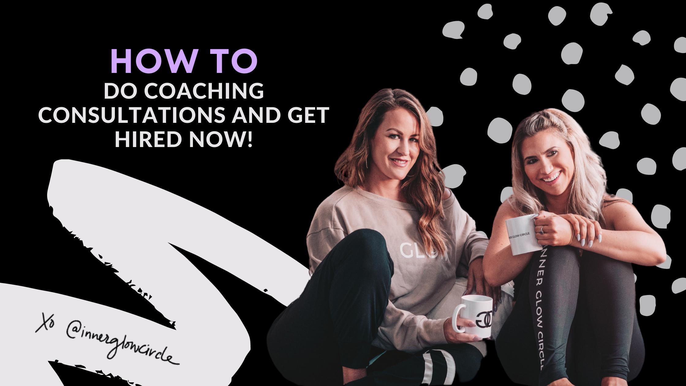 life coaching consultations