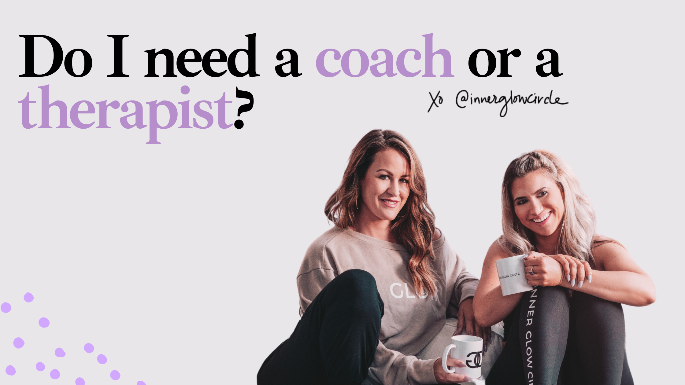difference between a life coach and therapist
